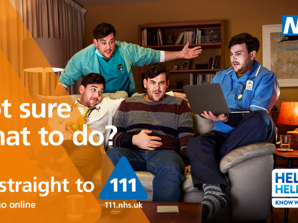 If you need medical attension, call 111 or visit 111.nhs.uk