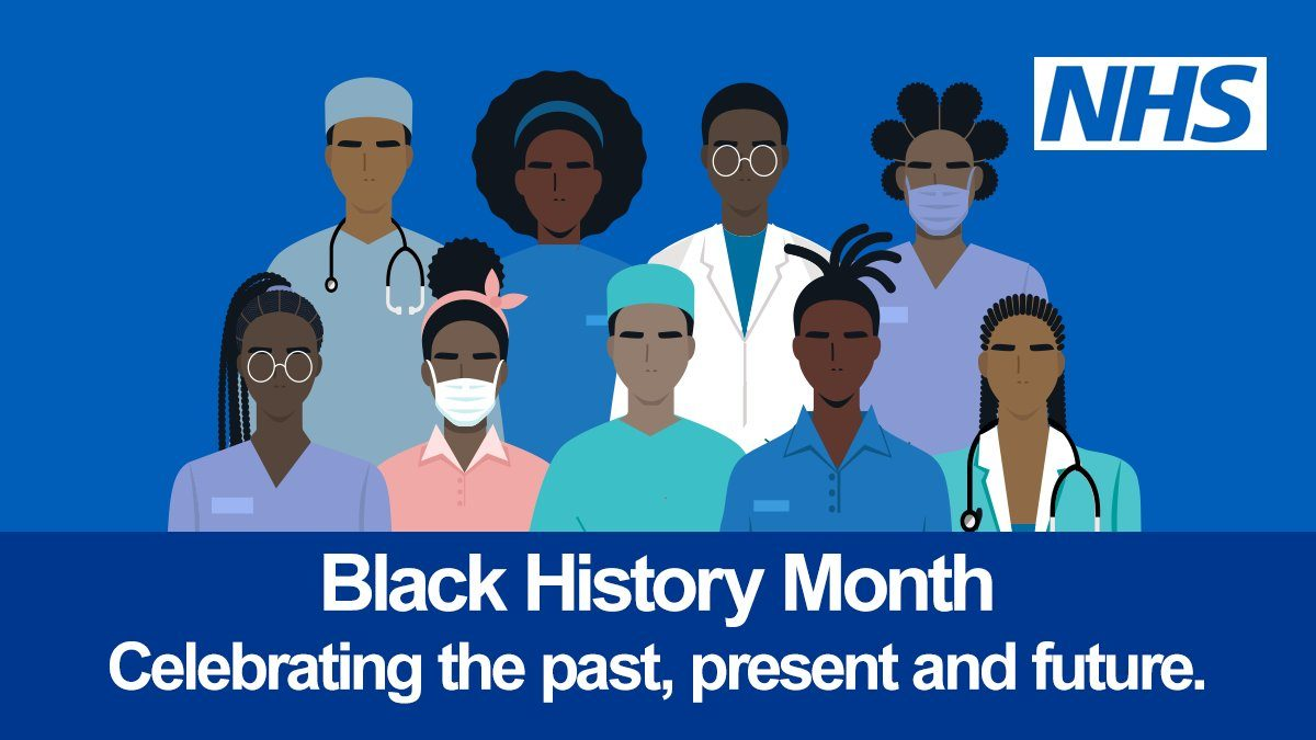 Black History Month: Celebrating the past, present and future.
