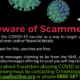 Be aware of COVID-19 Vaccine Fraud