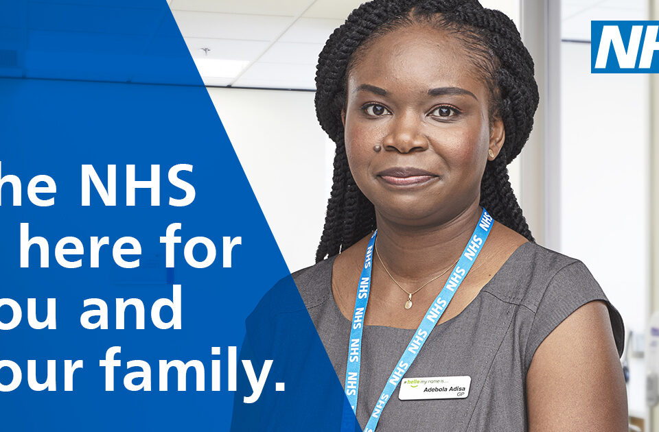 The NHS is here for you
