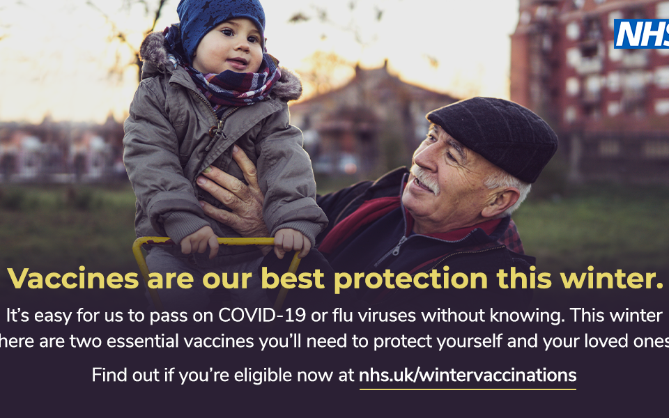 The local NHS is urging the public to book in for their booster vaccination if they are eligible